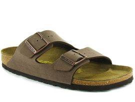 BIRKENSTOCK ARIZONA MEN<br>Marron