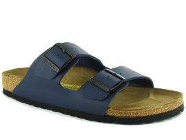 BIRKENSTOCK ARIZONA MEN<br>Marine