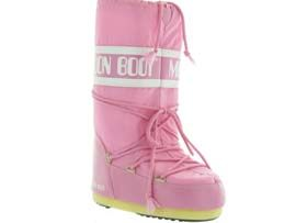 MOON BOOT MOON BOOT NYLON ADULTE<br>Rose