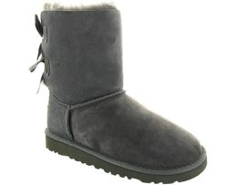 UGG AUSTRALIA BAILEY BOW KID 3280<br>Gris