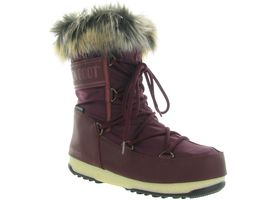 MOON BOOT MB W.E MONACO LOW<br>Bordeaux