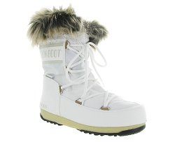 MOON BOOT MB W.E MONACO LOW<br>Blanc