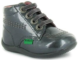 KICKERS BILLISTA<br>Gris