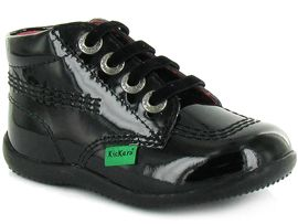 KICKERS BILLISTA<br>Noir