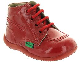 KICKERS BILLISTA<br>Rouge