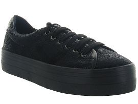 NO NAME PLATO SNEAKERS BREEZE<br>Noir