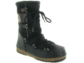 MOON BOOT MB WE VIENNA FELT<br>Noir