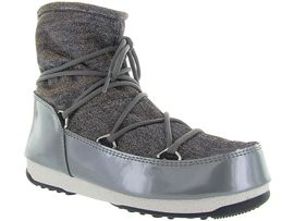 MOON BOOT MB WE LOW LUREX<br>Argent