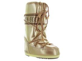 MOON BOOT MB VINIL MET<br>Or