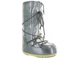 MOON BOOT MB VINIL MET<br>Anthracite