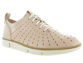 CLARKS TRI ETCH<br>ROSE PALE