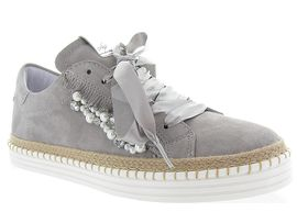 PLAY LO BI ZIP BOY 3539:Nubuck/Gris/Gris