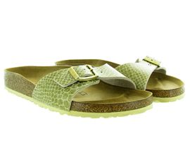 BIRKENSTOCK MADRID MAGIC SNAKE<br>Gold