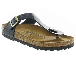 BIRKENSTOCK GISEH MAGIC SNAKE<br>Noir