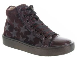 CARGO ONE SNOOP 5155ES:Vernis/Rouge/Bordeaux