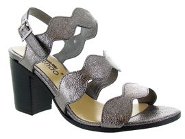 SUPERSTAR FOUNDATION CF 12910CW:Cuir laminé/Gris/Anthracite
