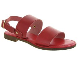 4655 SIMONA 3:Cuir lisse/Rouge/Rouge