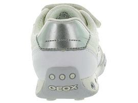 Mes Contemporáneo Almacén  Chaussures Online   Geox baskets et sneakers j72g2b joker blanc junior fille