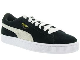 PUMA SUEDE JUNIOR<br>Noir