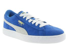 PUMA SUEDE JUNIOR<br>Bleu royal