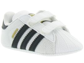 ADIDAS SUPERSTAR CRIB BOY<br>Noir