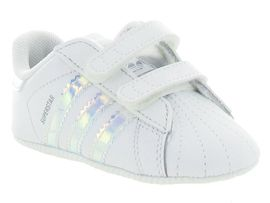 ADIDAS SUPERSTAR CRIB GIRL<br>Blanc