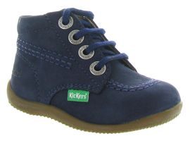 37151 NEW BILLY AH1718:Nubuck/Bleu/Marine