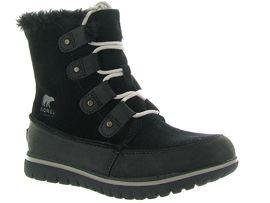 SOREL COZY JOAN NL2745<br>Noir