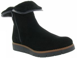 J8206D SHUTTLE FILLE 922 NEW:Nubuck/Noir/Noir