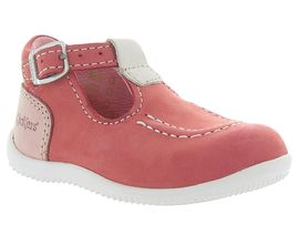 KICKERS BONBEK FILLE<br>Rose