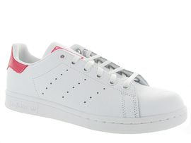 ADIDAS STAN SMITH PERFORE<br>Blanc
