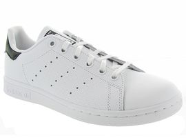 ADIDAS STAN SMITH PERFORE<br>Noir