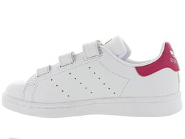 adidas stan smith scratch rouge