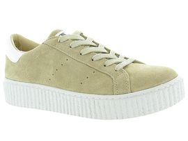 NO NAME PICADILLY SUEDE PE18<br>Beige