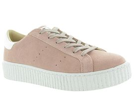 NO NAME PICADILLY SUEDE PE18<br>Rose