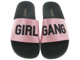 STEP URBAN MIX L0147 GIRL GANG:Caoutchouc/Rose/Rose
