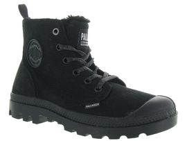 PALLADIUM PAMPA HIGH ZWL<br>Noir