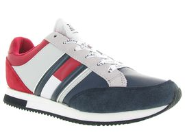 TOMMY HILFIGER CASUAL RETRO SNEAKER<br>Marine