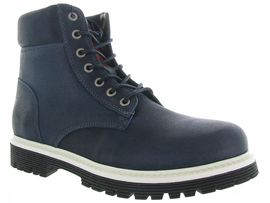 TOMMY HILFIGER ICONIC TOMMY BOOT<br>Marine