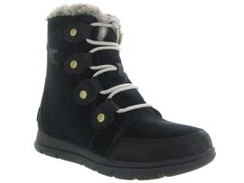 SOREL EXPLORER JOAN NL3039<br>Noir
