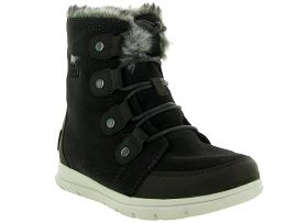 SOREL EXPLORER JOAN NL3039<br>Marron fonçé
