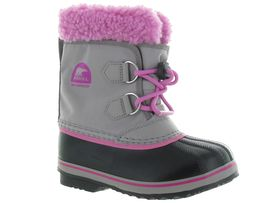 SOREL YOOT PAC NYLON GIRL<br>Gris