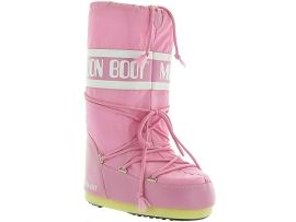 MOON BOOT MOON BOOT NYLON KIDS<br>Rose