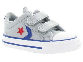 CONVERSE STAR PLAYER 2V OX WOLF<br>Gris