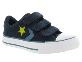 CONVERSE STAR PLAYER OX 3V OBSIDIAN<br>Marine