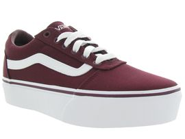 VANS WARD PLATEFORM<br>Bordeaux