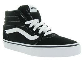 VANS WARD HI WOMEN<br>Noir