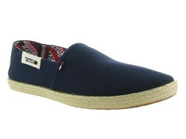 TOMMY HILFIGER SUMMER SHOE<br>Marine