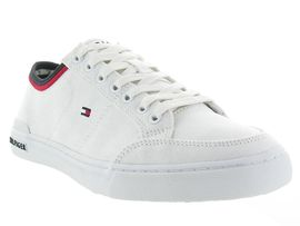 TOMMY HILFIGER CORE CORPORATE TEXTILE<br>Blanc
