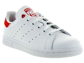 ADIDAS STAN SMITH VALENTINES<br>Blanc